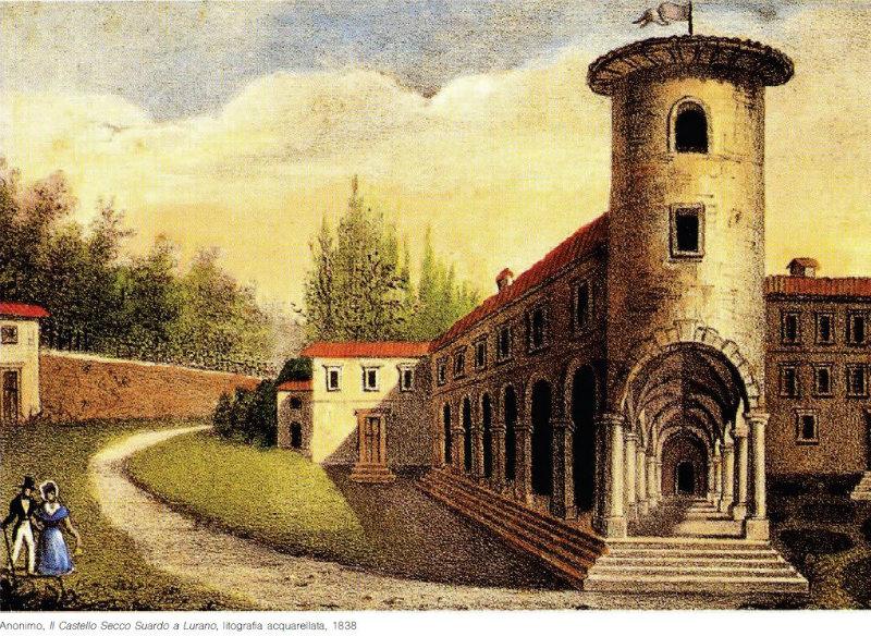 Conversation Piece - Castello di Lurano