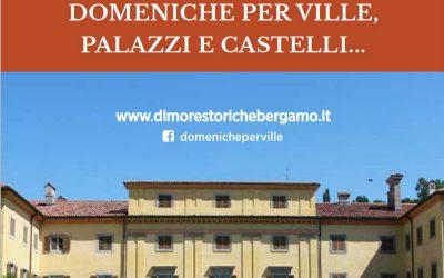 Domeniche per Ville, Castelli e Palazzi 2019