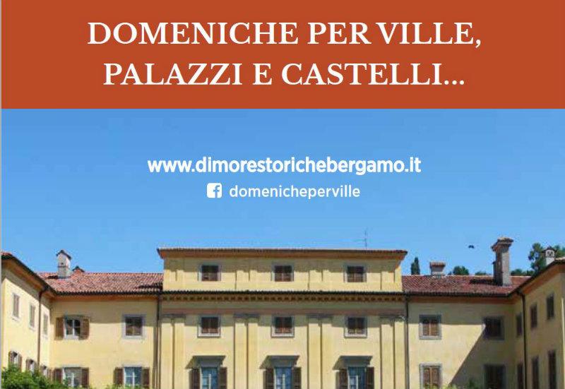Domeniche per ville, palazzi e castelli