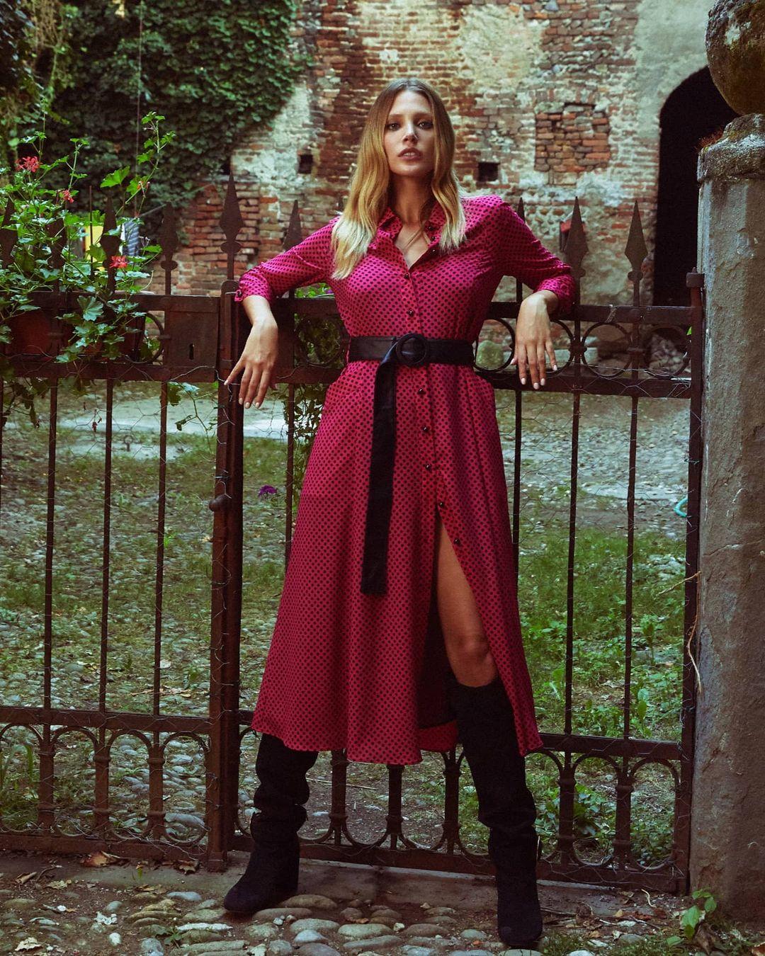 Castello di Lurano - Shooting Pinko